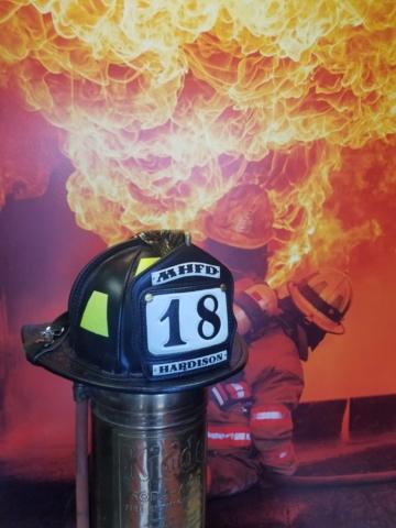 FDNY Fire Helmet Front