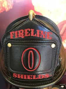 gallery of FDNY fire helmet shields