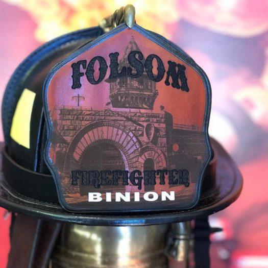 FOLSOM PRISON CUSTOM FRONT