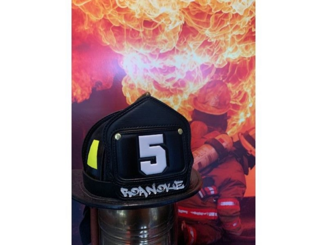 FDNY Custom Fire Helmet Shield