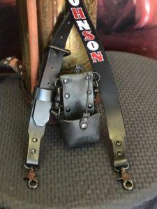 fireline strap and case