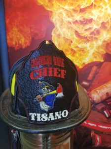 fire helmet shields