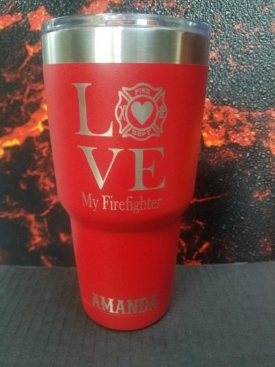 VACCUM INSULATED 30 OUNCE CUP NAME INFO