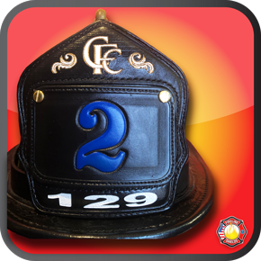 fdny fire leather shield