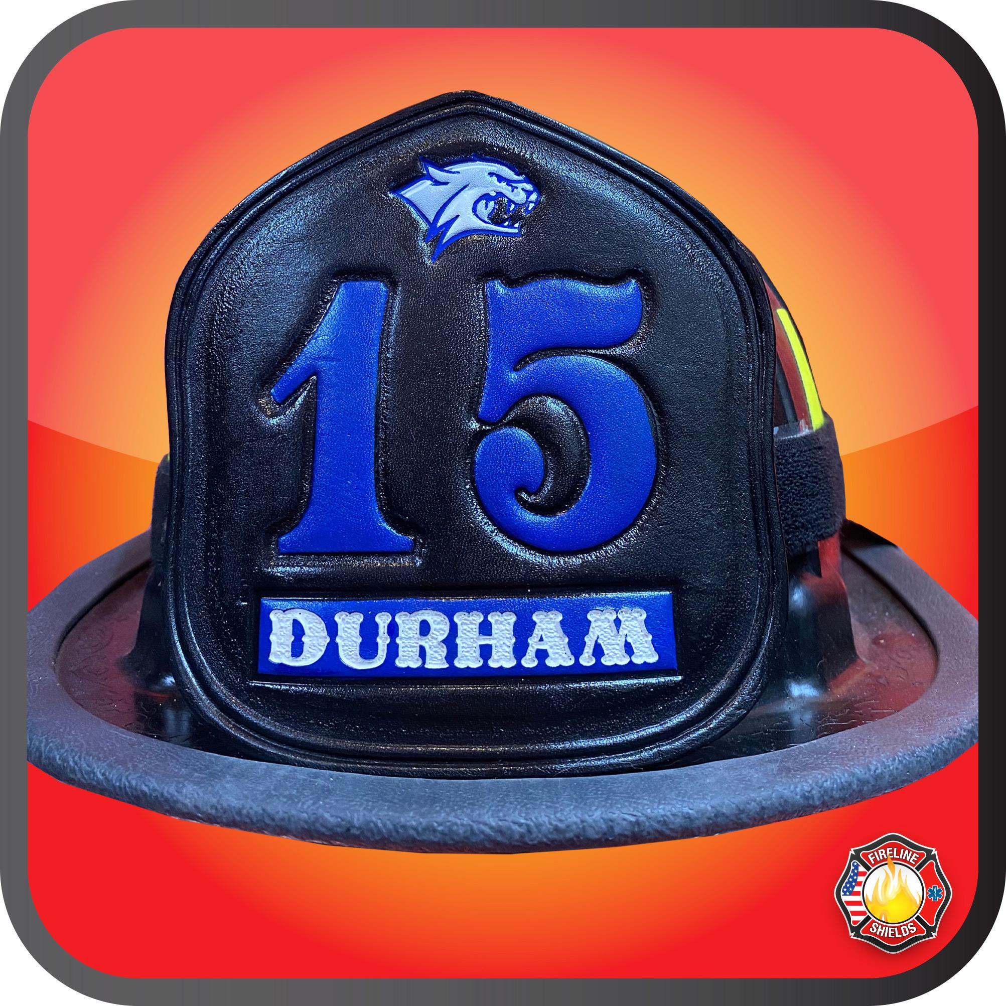 west coast fire helmet shield